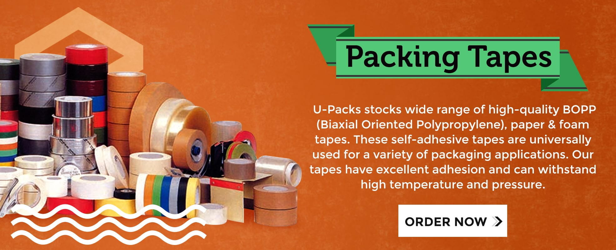 Buy Packing Tapes and Tape Dispensers Online